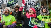 New Analysis Shows SCOTUS Union Case Will Particularly Impact Black Women