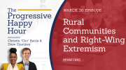 The Progressive Happy Hour: Rural Communities and Right-Wing Extremism