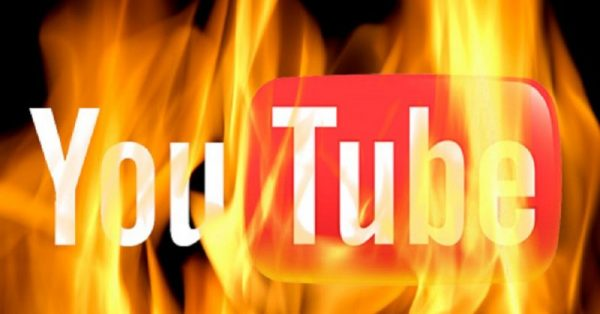 The War For YouTube Escalates As Platform Suspends Far-Right Users