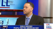 "Diallo Brooks: ""Congress Needs to Take Action"" to End Gun Violence"