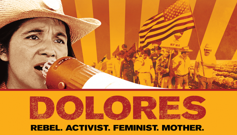 Image for Dolores Huerta Film Documents the Legacy of a Civil Rights Hero