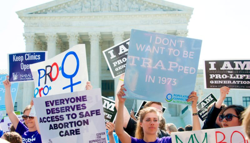 Image for PFAW Foundation Submits Brief to SCOTUS in Crisis Pregnancy Center Case