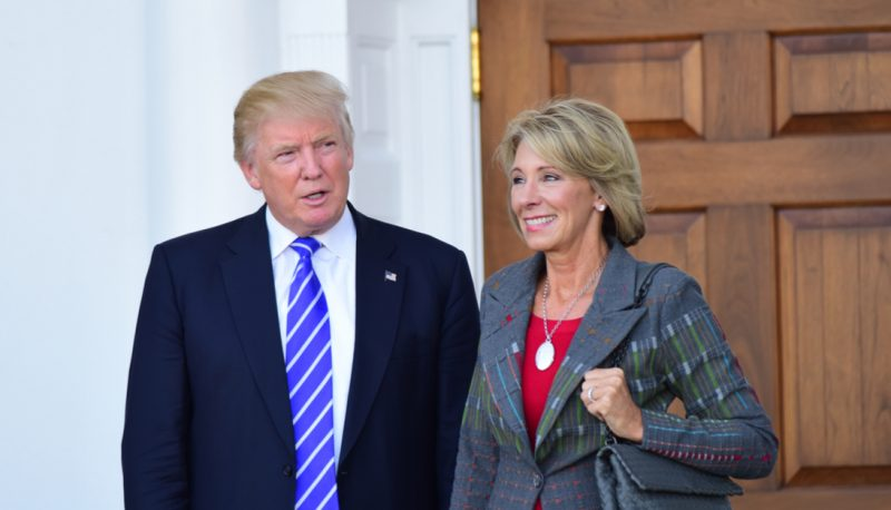 Image for Education Secretary Betsy DeVos Wants to Gut Sexual Violence Guidance—Students and Schools Need More Time to Respond