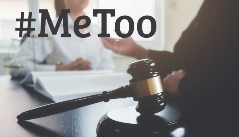 Another Part of the #MeToo Conversation: Our Nation's Courts