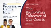 The Progressive Happy Hour: The Right-Wing Takeover of Our Courts