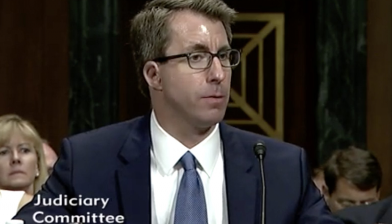 Image for Ninth Circuit Nominee Ryan Bounds' Hearing Shows Why He Should Not Be Confirmed