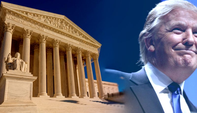 Image for Edit Memo: Inside Trump's Plan to Pack Our Courts and Repeal the New Deal