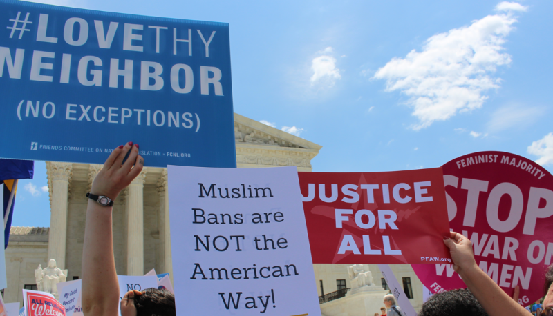 Image for Hypocrisy on Freedom of Religion at the Supreme Court