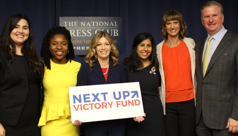 Image for Next Up Victory Fund Progressive Women Candidates on the #MeToo Movement and the November Midterms