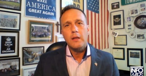 Paul Nehlen Is Back On Twitter And As Anti-Semitic As Ever