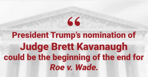 Religious Right Leaders Praise Trump SCOTUS Nomination Of Brett Kavanaugh