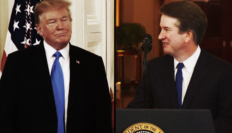 Image for The Ludicrous Lawsuit Brett Kavanaugh Could Use to Help Destroy the ACA