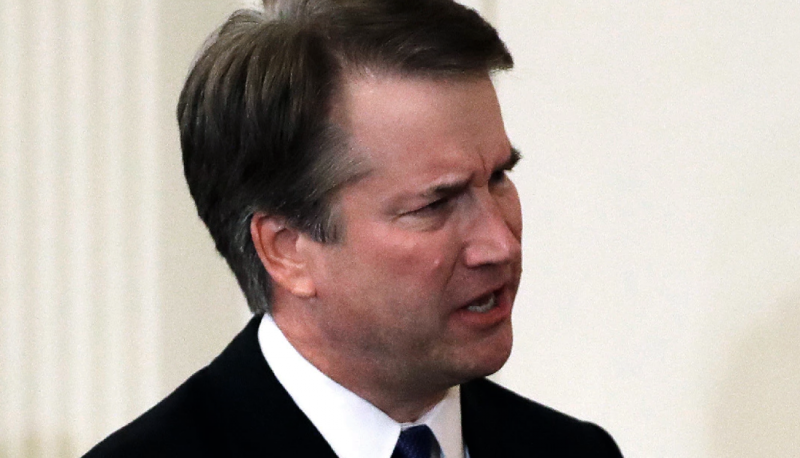Image for The Dissents of Judge Brett Kavanaugh: A Narrow-Minded Elitist Who is Out of the Mainstream