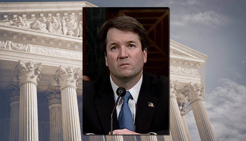Image for Ask Your Senators to Save the Supreme Court: Sample Script Opposing Brett Kavanaugh