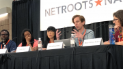 PFAW's Drew Courtney Discusses the Supreme Court at Netroots Nation 2018