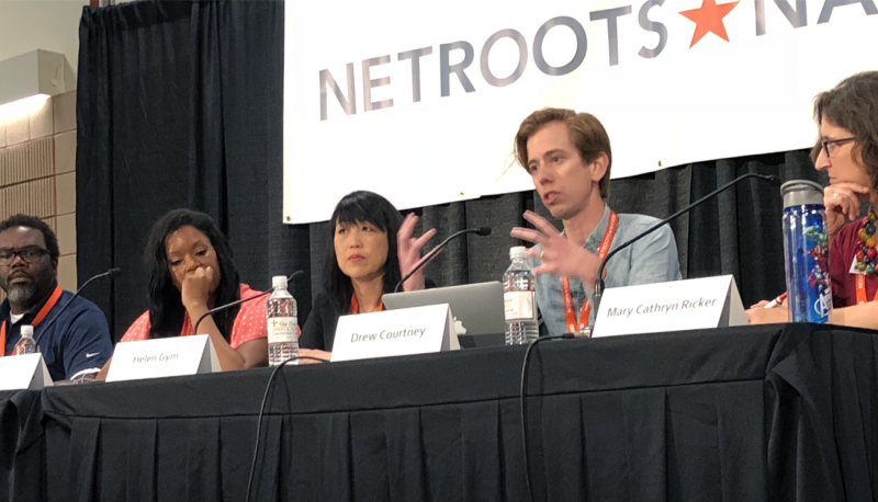 Image for PFAW's Drew Courtney Discusses the Supreme Court at Netroots Nation 2018