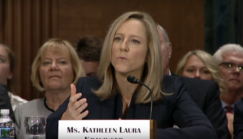 Image for Family Separation Betrays Our Values—Oppose Nomination of Kathy Kraninger for CFPB Director