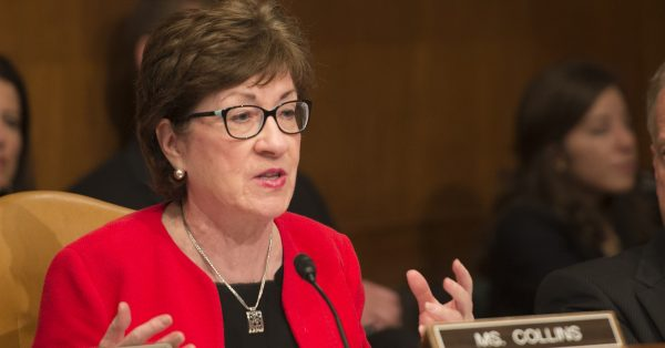 "PFAW Statement on Susan Collins' Support for Brett Kavanaugh: ""A Shameful Legacy"""