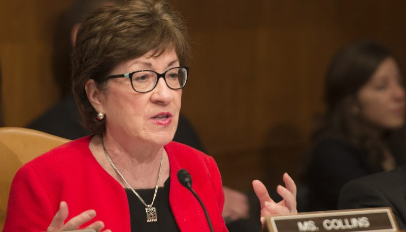 Senator Susan Collins Cannot Dodge the Blame for Attacks on Reproductive Health Care