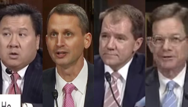 Image for Confirmed Judges, Confirmed Fears: Trump judges fume over the Second Amendment and vote to reconsider decision upholding federal gun law
