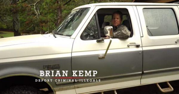 More Trump Than Trump? Meet Georgia's Immigrant-Bashing, Vote-Suppressing Brian Kemp