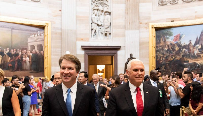 Image for Edit Memo: The Corrupt Process of Brett Kavanaugh's Confirmation