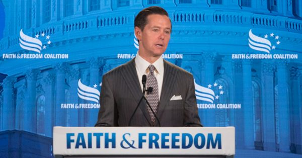 Ralph Reed's Group Claims Largest Turnout Effort Ever for Religious Right Voters