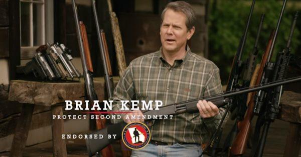 Brian Kemp: Rigging Georgia's Vote to Preserve White Supremacy