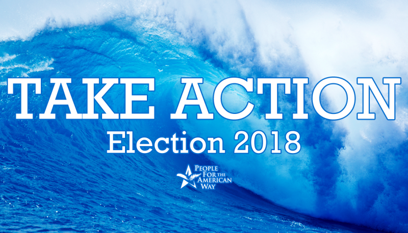 Image for 7 Ways to Help Bring the November Blue Wave