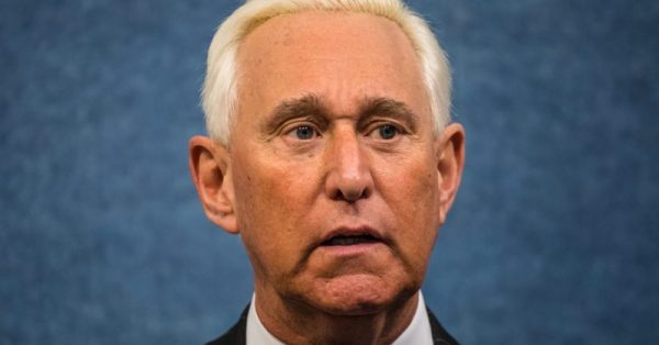 Is Roger Stone Scheming Another 'Brooks Brothers Riot' in Florida?