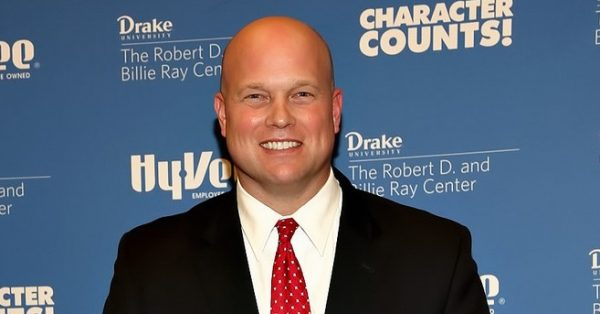 Acting Attorney General Matthew Whitaker Scrutinized Over Scam Company and Dark Money Groups