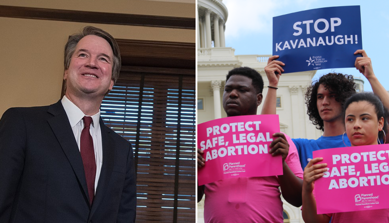 Image for Don't be Fooled by Kavanaugh's Vote in Planned Parenthood Case