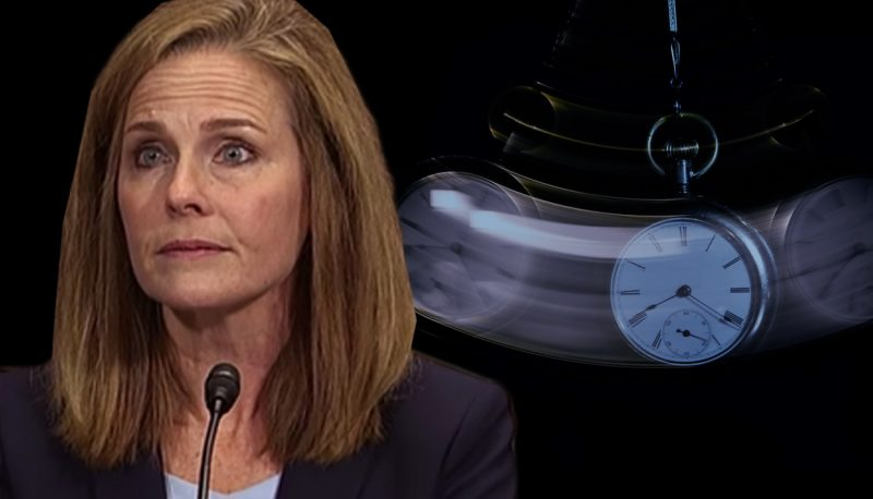 Image for Confirmed Judges, Confirmed Fears: Trump Judge Amy Coney Barrett Tries to Deny Post-Conviction Relief Despite Prosecutor Hiding Hypnosis of Key Witness