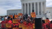 PFAW Joins Coalition at Supreme Court to Rally Against the Census Citizenship Question