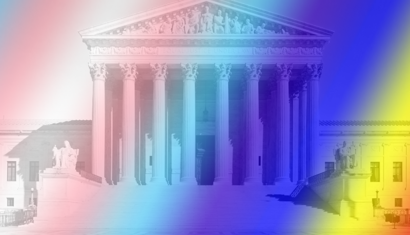 Image for SCOTUS Will Hear Major LGBTQ+ Workplace Discrimination Cases