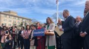 House and Senate Democrats Gather at Supreme Court to Fight Assault on Healthcare