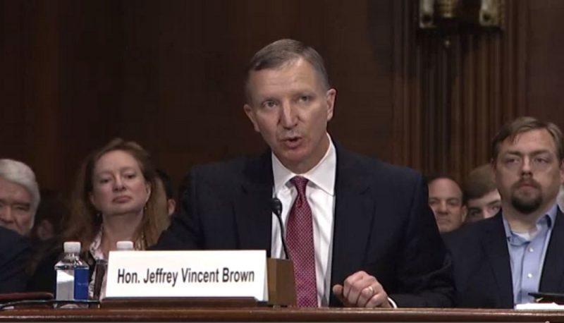 Judicial Nominee Jeff Brown Places Political Goals over the Rule of Law and the Welfare of Innocent People