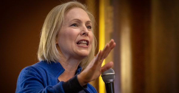 Gillibrand Pledges to Nominate Judges Who Will Uphold Roe v. Wade