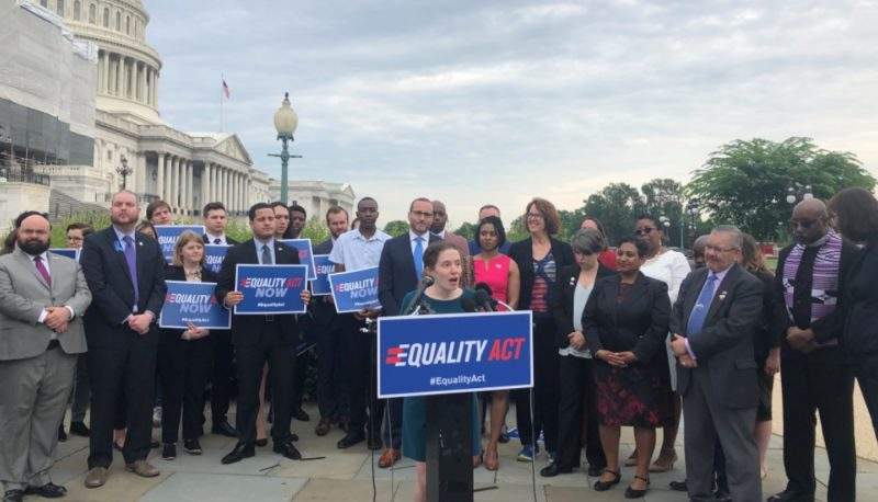 Image for PFAW Supports the Equality Act and Urges Mitch McConnell to Schedule a Vote in the Senate