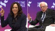 #VoteTheCourts2020: Bernie Sanders and Kamala Harris Discuss the Courts at She the People