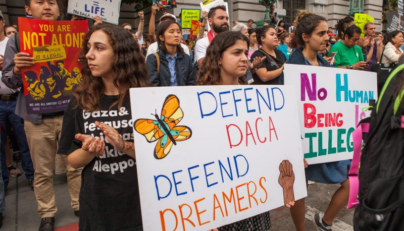 Image for The Lives of 800,000 DACA Recipients are Now in the Hands of the Supreme Court