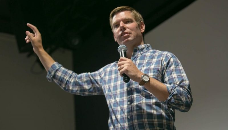 """Eric Swalwell Would Nominate """"Experienced, Qualified"""" Judges"""