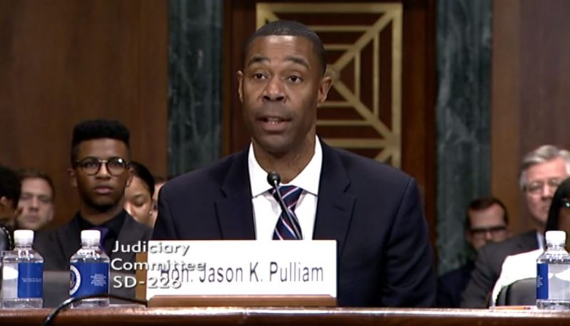 Image for Judicial Nominee Jason Pulliam's Record Suggests Anti-Trans Bias