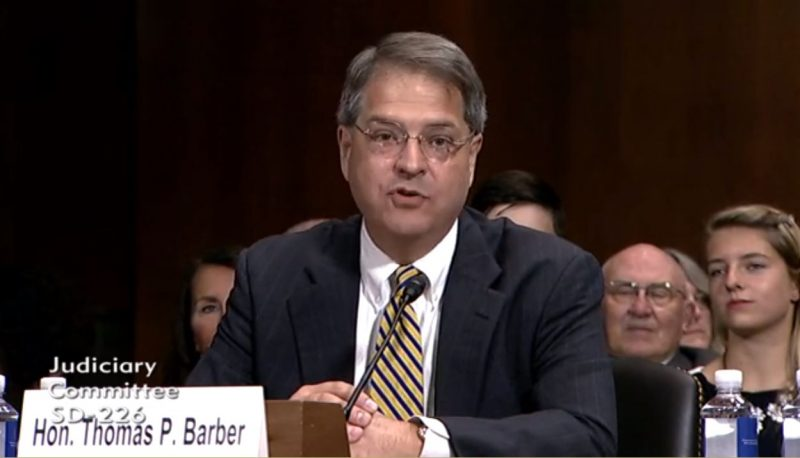 Image for Judicial Nominees Should Be Committed to Brown v. Board—Oppose Thomas Barber
