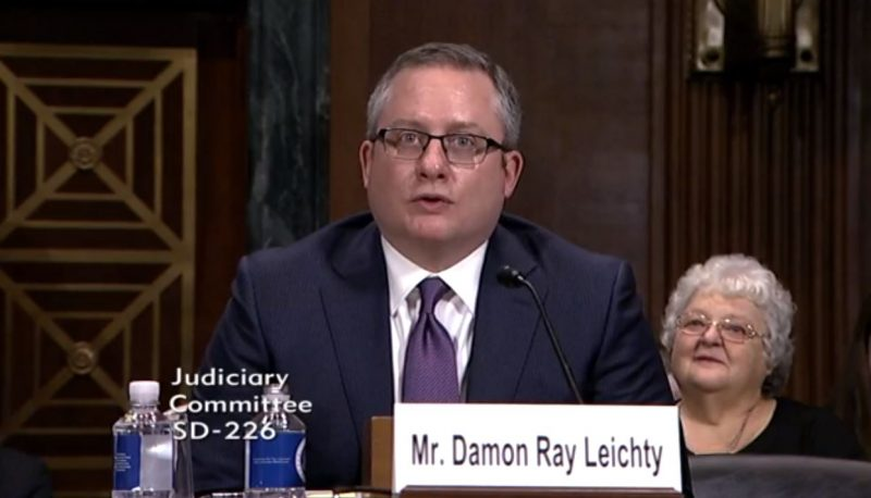 Image for Judicial Nominees Should Be Committed to Brown v. Board—Oppose Damon Leichty