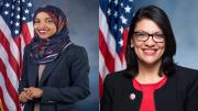 Amid Racist Attacks, We Stand with YEO Network Members Ilhan Omar and Rashida Tlaib