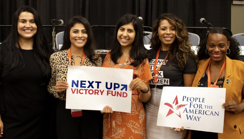 Image for Judges, Diverse Representation, and Right-Wing Extremism: PFAW at Netroots Nation
