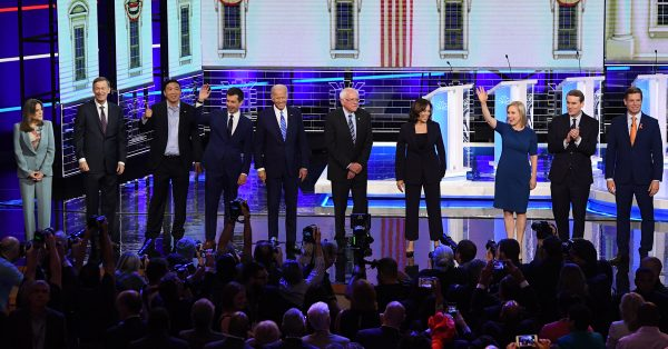 Second Democratic Debate Continues to Emphasize the Importance of Our Courts