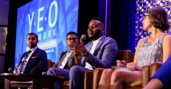 The Future of Work that Works for Everyone: A YEO Network Convening Panel