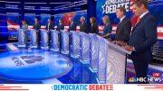 Coalition Urges DNC to #DebateDemocracy